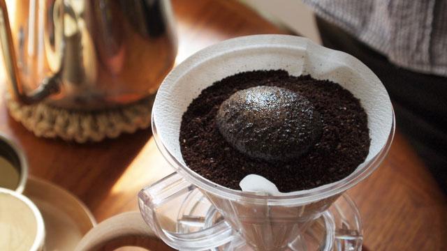 コーヒー豆&粉の分量・目安
